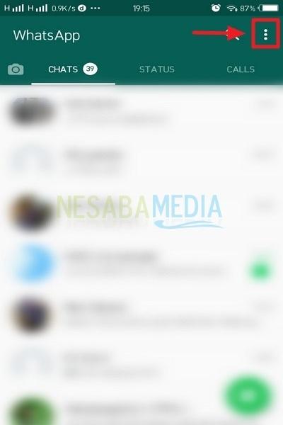 cara mengganti background whatsapp dengan foto sendiri