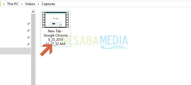 folder Captures
