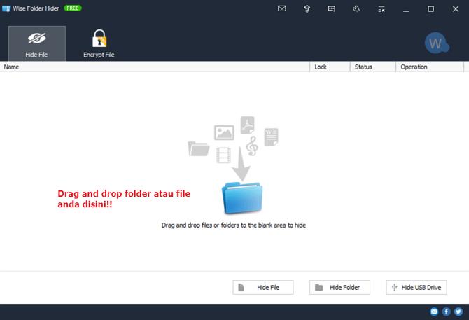 Wise Folder Hider 2