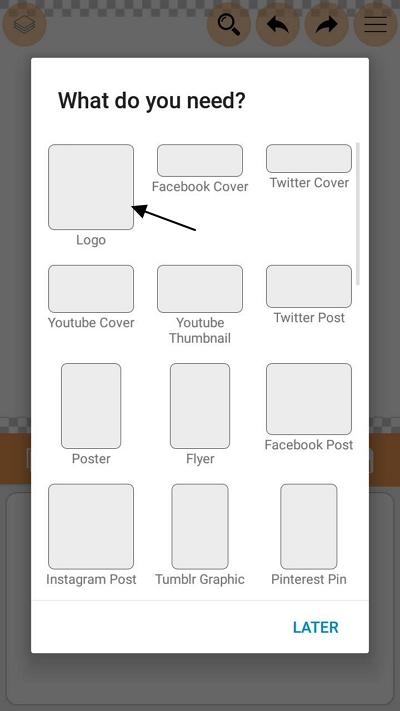 Cara Membuat Logo di HP Android