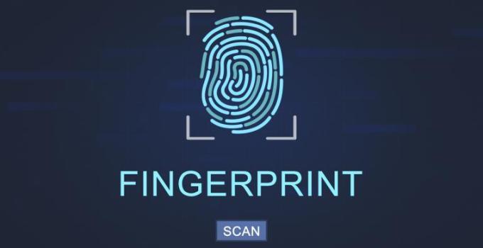 Pengertian Fingerprint