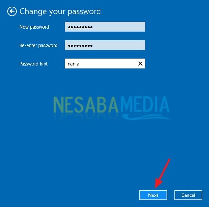 cara mengatasi lupa password di Windows 10