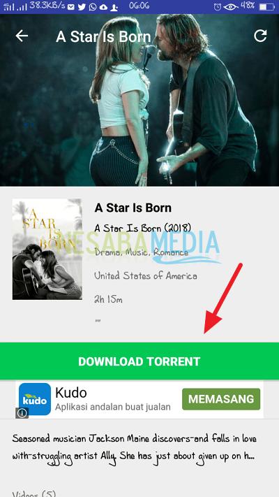 cara download film lewat laptop