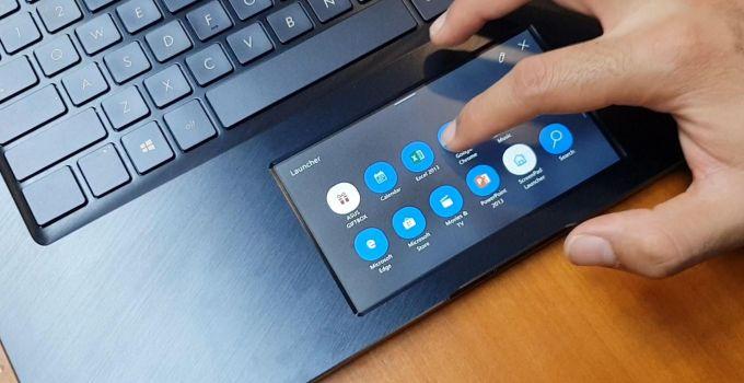 pengertianTouchpad beserta fungsi dan cara kerja Touchpad