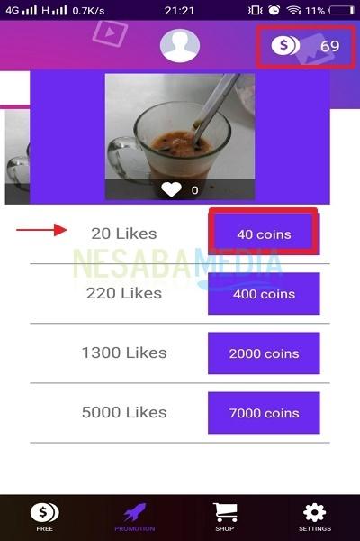 cara auto like instagram dengan mudah