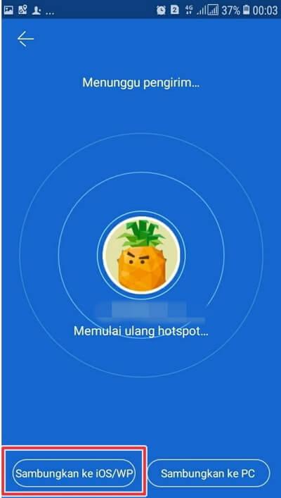 conect ke iOS