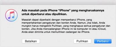 Cara Membuka Iphone yang Terkunci