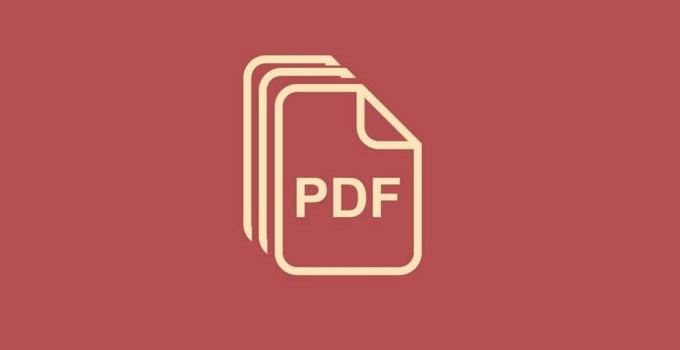 6 Cara Mengecilkan Kompres Ukuran File Pdf Offline Online