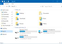 Cara Menghapus Riwayat Pencarian File Explorer Windows