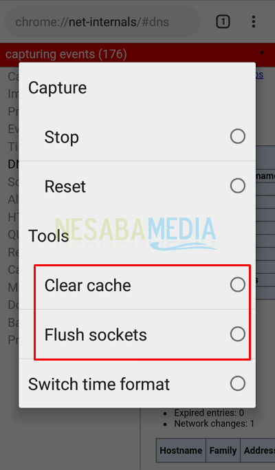 4 - select clear cache and flush socket [1945921] </p data-recalc-dims=