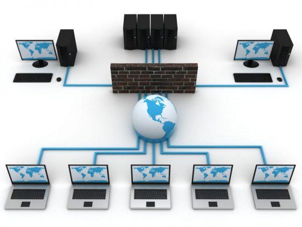 perangkat lunak jaringan komputer