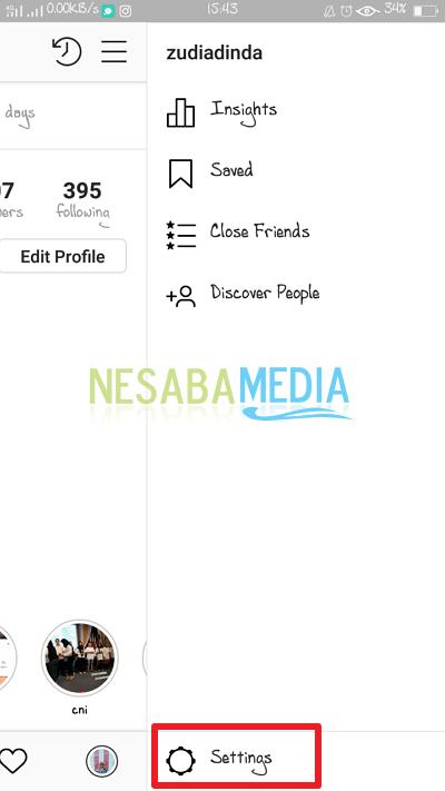 Cara Membuat Instagram Agar Tidak Terlihat Online