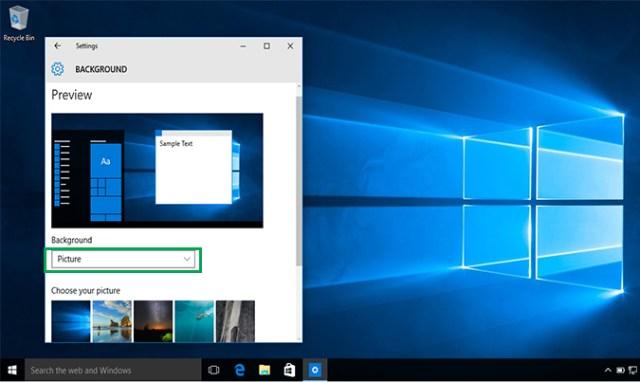 Cara Mengganti Wallpaper Windows 10 Secara Otomatis Dan Terjadwal