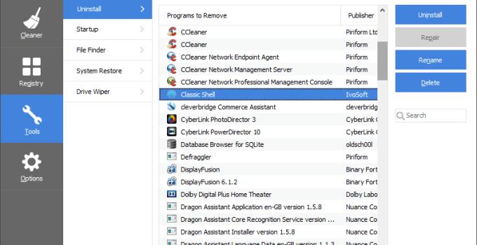 Cara Menggunakan CCleaner di Windows