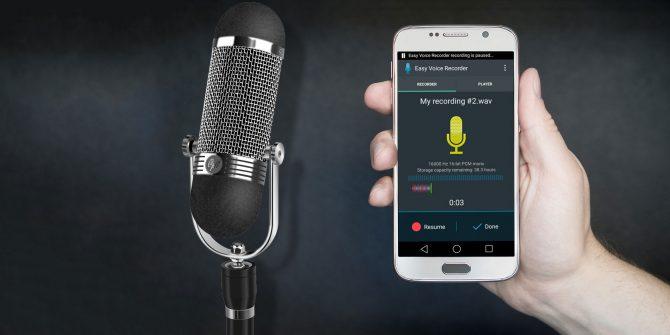 Cara Menjadikan Android sebagai Mikrofon