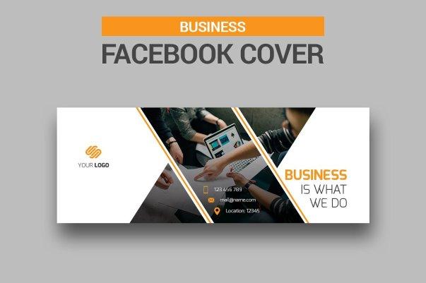 #4 Sesuaikan ukuran dengan cover facebook