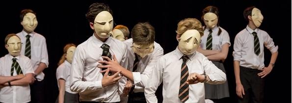 drama masks - Drama Types
