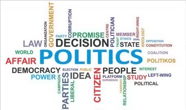 Pengertian Politik adalah