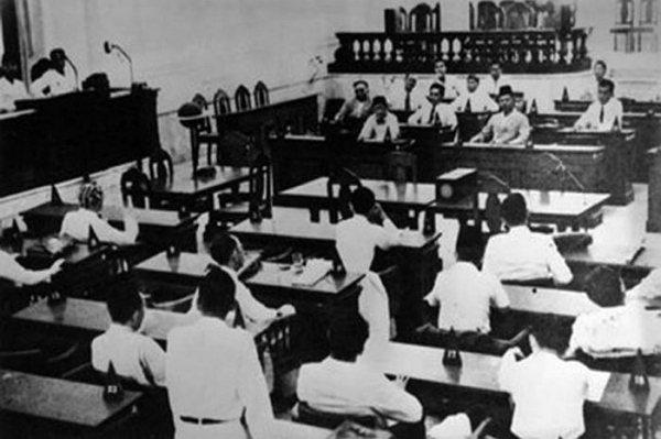 Sejarah Lahirnya Pancasila Sebagai Dasar Negara