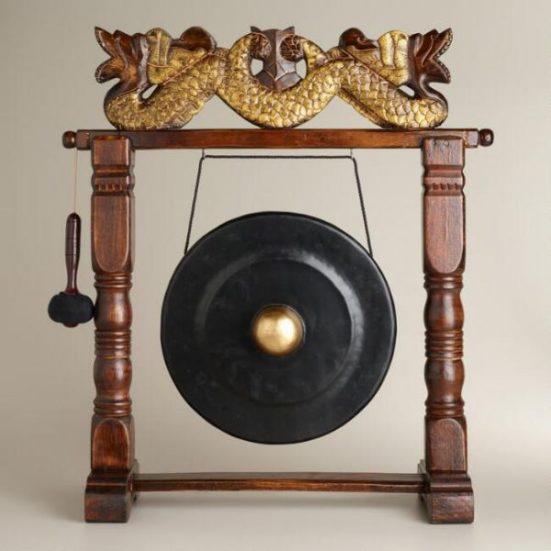 Alat Musik Tradisional Gong