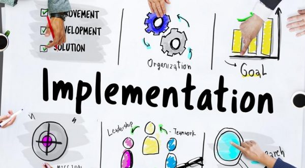 Definition of Implementation according to experts