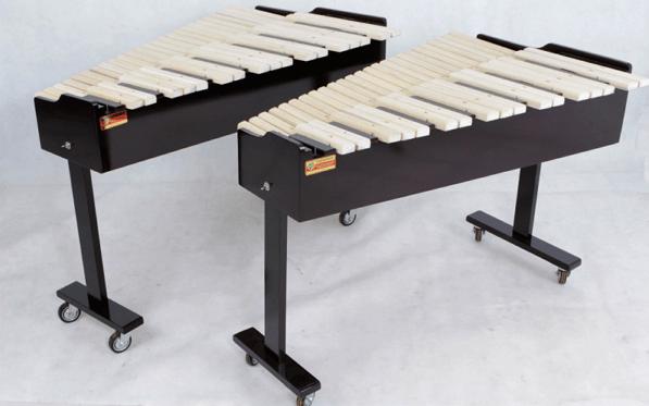 Kolintang musical instrument