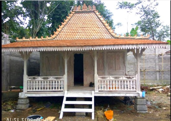 joglo house terrace