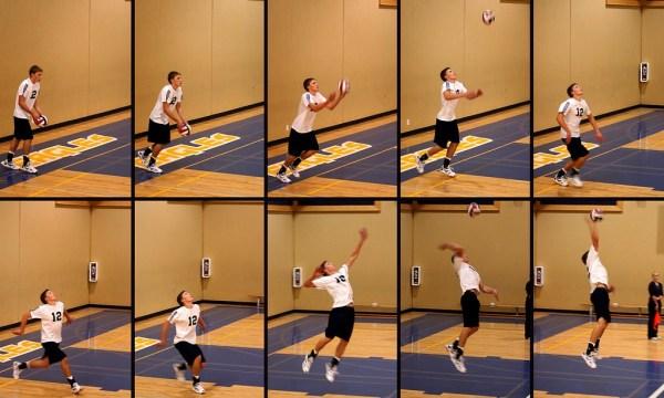 jump serve