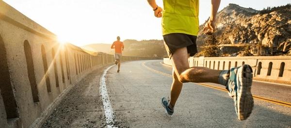 latihan jogging