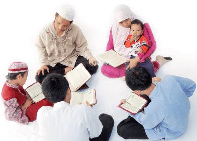 mematuhi orang tua