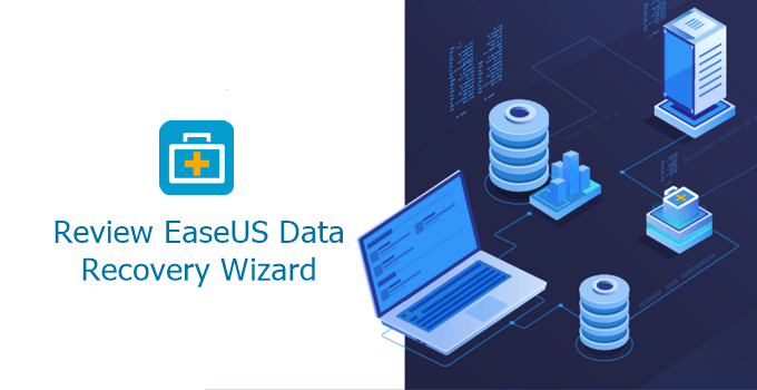 EaseUS Data Recovery Wizard - Featured