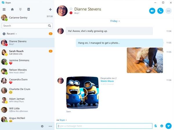 Download Skype for Windows Terbaru