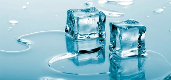 Contoh Peristiwa Menyublim es batu