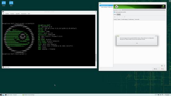 sistem operasi openSUSE