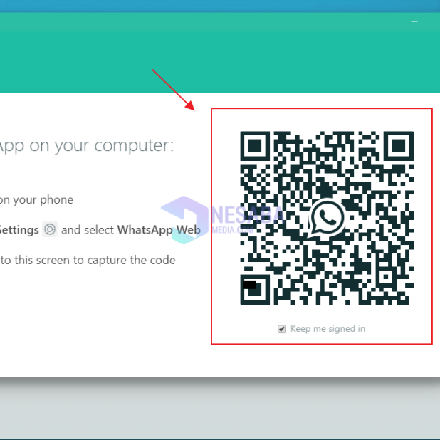 How to Install Whatsapp on a Laptop with a Barcode Scan