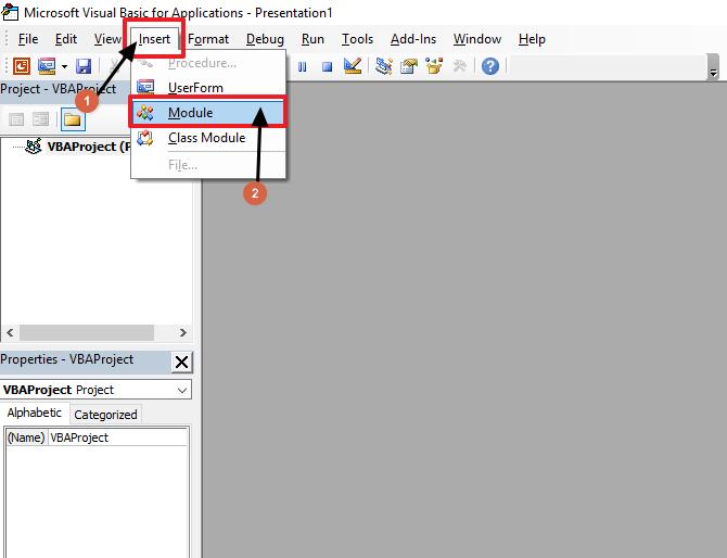 cara membuat kuis di microsoft PowerPoint