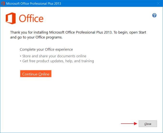 Cara Install Office 2013