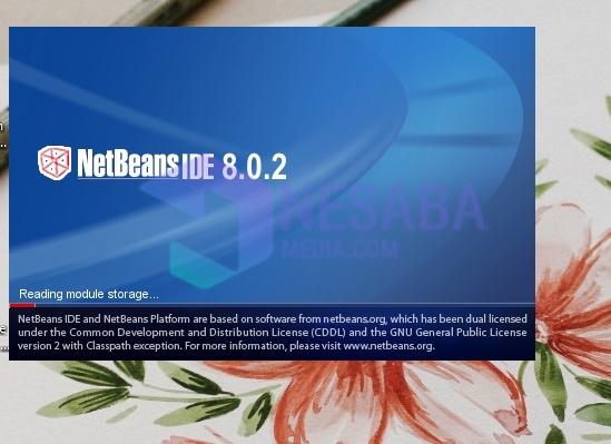 begini cara install Netbeans
