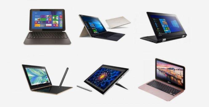 Perkembangan Laptop