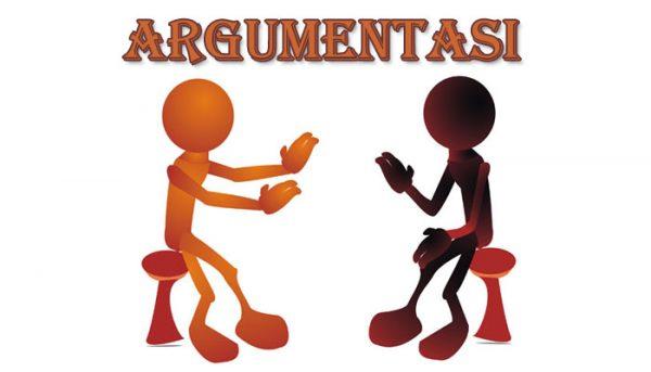 Pengertian Argumentasi adalah