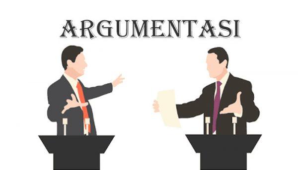 Pengertian Argumentasi dan Strukturnya