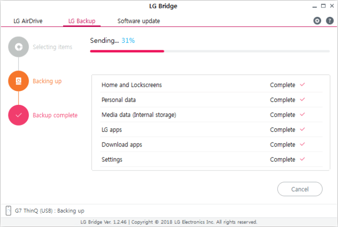 Download LG Bridge Terbaru