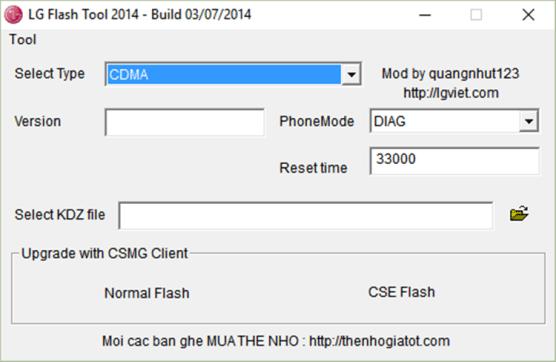 Download LG Flash Tool Terbaru
