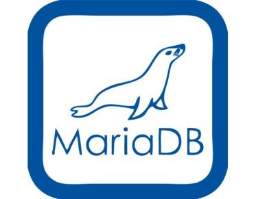 contoh aplikasi DBMS MariaDB