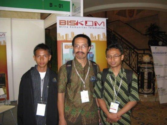 Hacker Terhebat di Indonesia - Pak Made