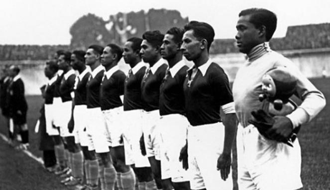 Sejarah Sepak Bola Indonesia