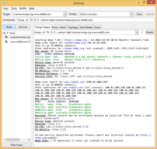 Download Zenmap Terbaru