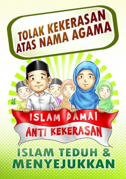 Poster tentang Keagamaan