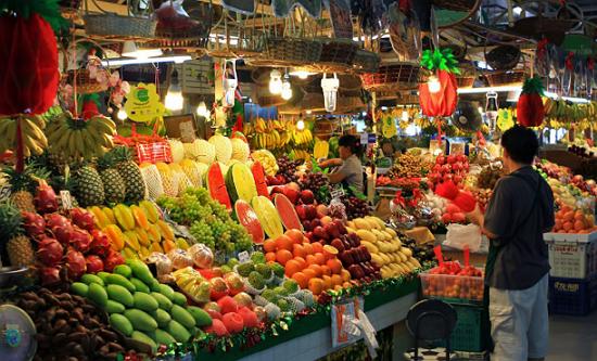 Jenis-Jenis Pasar Berdasarkan Strukturnya