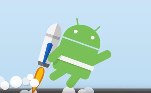 Kinerja android anda mulai menurun